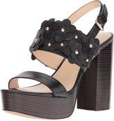Nine West Women's Kimmy Leather Dress Sandal