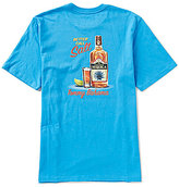 Tommy Bahama Better Call Salt Short-Sleeve Crew Neck Graphic Tee