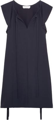 Chloé Ruffled Cady Mini Dress