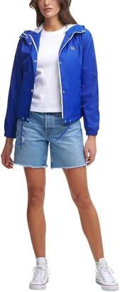 Levi's Nylon Zip Front Jacket