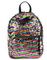 Betsey Johnson Sequined Mini Backpack