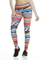 Bench Women's Bold Stripe Aop Leggins Leggings