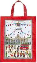 Harrods Medium Street Party Shopper Bag
