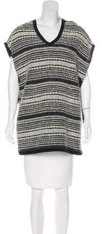 Gryphon Short Sleeve Knit Top