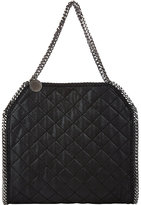Stella McCartney Women's Quilted Baby Bella Shaggy Deer Tote