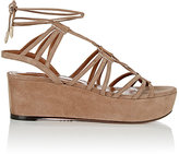 Aquazzura WOMEN'S ROMA PLATFORM SANDALS