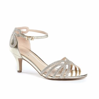 Paradox London Pink Women's Melby Ankle Strap Sandals