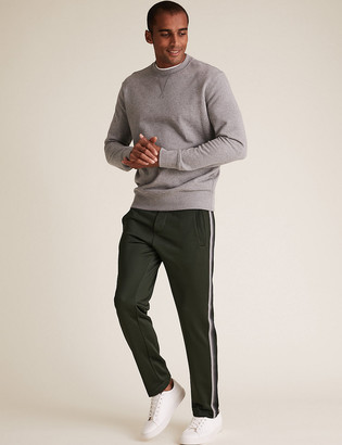 Marks and Spencer Side Stripe Joggers