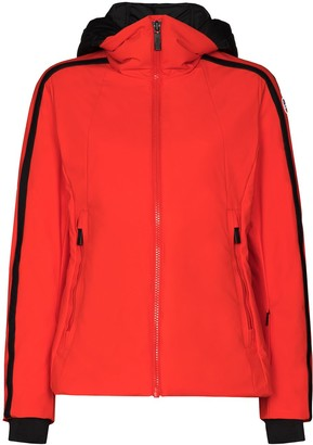 Fusalp Sidonie contrast hood ski jacket