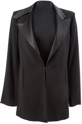 CNC Costume National Black Jacket for Women