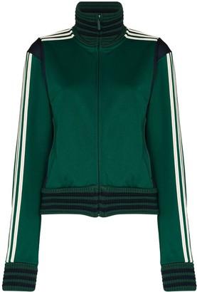 adidas x Wales Bronner stripe detail track jacket