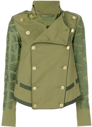 Mr & Mrs Italy Military Jacket