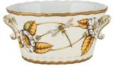 Anna Weatherley Hand-Painted Porcelain Cachepot
