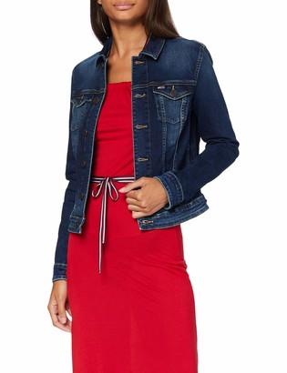 Tommy Jeans Tommy_Jeans Women's VIVIANNE SLIM DENM TRUCKER BXDBS Jacket