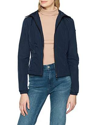 Refrigiwear Jacket Vervain for Woman, Windproof Cloth, Partially Lined, Long Sleeve UK S