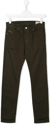 Diesel Teen Casual Trousers