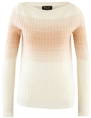 Loro Piana Barchetta Long-sleeved Cashmere Pullover