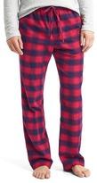 Gap Flannel plaid PJ pants