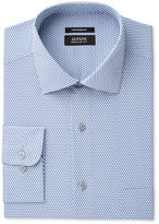 Alfani Men's Classic Fit Performance Geometric Print Dress Shirt, Created for Macy's