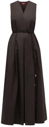 Max Mara Bruna Dress - Womens - Black