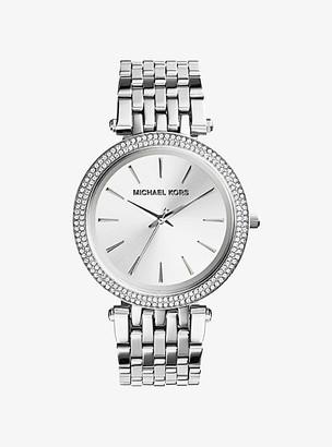 Michael Kors Darci Silver-Tone Watch - Silver