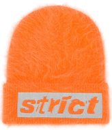 Alexander Wang strict embroidered beanie