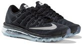 Nike Black Air Max 2016 Running Trainers