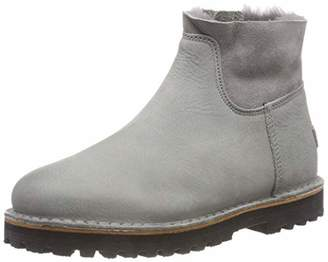 Shabbies Women's SHS0289 Slouch Boots, Grey 2002