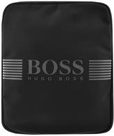 BOSS GREEN Pixel NS Pouch Bag Black