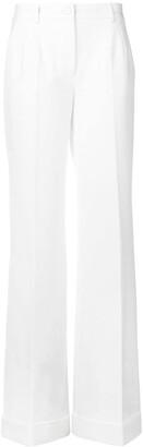 Dolce & Gabbana Wide-Leg Trousers