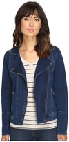 Liverpool Moto Asymmetrical Zip Jacket Women's Sweatshirt