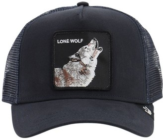 Goorin Bros. Wolf Trucker Hat W/ Patch