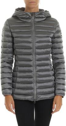 Colmar Hooded Nylon Down Jacket