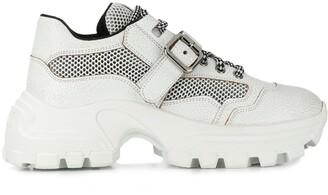 Miu Miu Ridged Chunky Sneakers