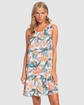 Roxy Womens Sweet Whisper Tank Dress