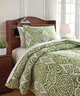 Signature Design by Ashley Green Ina Comforter Set