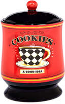 Certified International Coffee Always Biscuit Jar