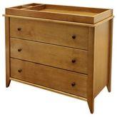 DaVinci Highland 3-Drawer Changer Dresser in Chestnut