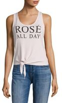 Feel The Piece Tyler Jacobs x Rosé All Day Tank Top