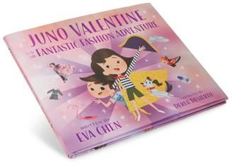 Macmillan Juno Valentine and the Fantastic Fashion Adventure Book
