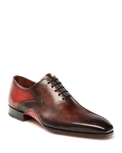 Magnanni Men's Cantabria Leather Shoe