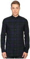 DSQUARED2 Black Watch Woven Shirt