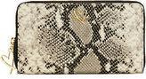 Victoria's Secret Victorias Secret Wild Python Large Wallet
