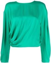Thumbnail for your product : BA&SH Drop-Shoulder Blouse