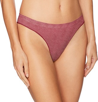 B.Tempt'd b.temptd Women's B Splendid Thong Panty