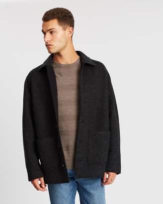 Jag Oversize Boxy Coat