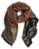 BP Women's Geo Colorblock Scarf