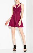 Herve Leger Emelia Novelty Essentials Dress