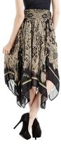 Free People Fly Away Skirt