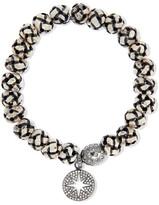 Loree Rodkin Oxidized Sterling Silver